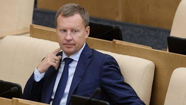 В центре Киева убит экс-депутат Госдумы Денис Вороненков