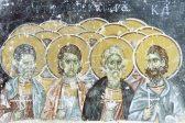 Церковь чтит память мученика Агапия и пострадавших с ним семи мучеников