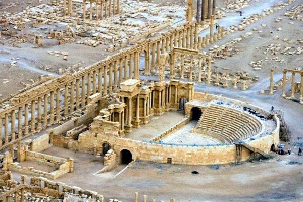 Пальмира вновь освобождена от террористов