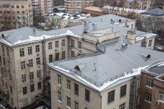 Церковь намерена добиться передачи здания НИИ рыбного хозяйства в Москве