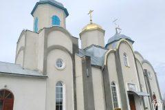 Православная община помешала захвату храма на Украине
