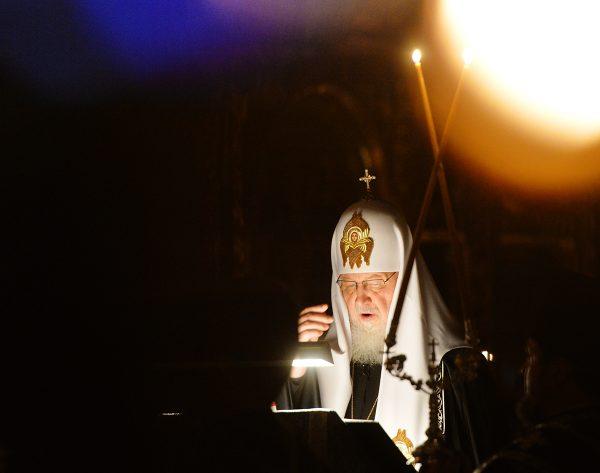 Патриарх Кирилл соболезнует родным погибших в ДТП возле станции «Славянский бульвар»