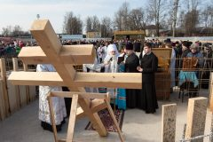 На псковской станции Дно построят храм к 100-летию расстрела царской семьи