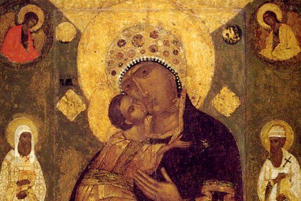 Церковь чтит память Волоколамской иконы Божией Матери