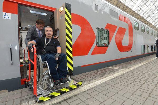 РЖД начали продажу электронных билетов для инвалидов