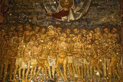 Церковь отмечает память 40 мучеников Севастийских