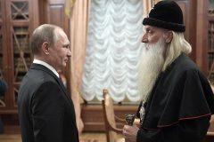 Митрополит Корнилий: приятно знать, что президент соблюдает Великий пост