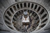 Часовня над Гробом Господним открылась после реставрации (+видео)