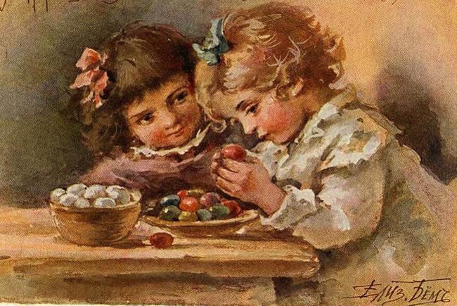 Читаем в пост: «Мое милое детство»