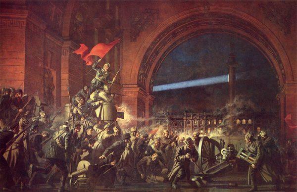 Русская катастрофа 1917 года: можно ли объединять две революции