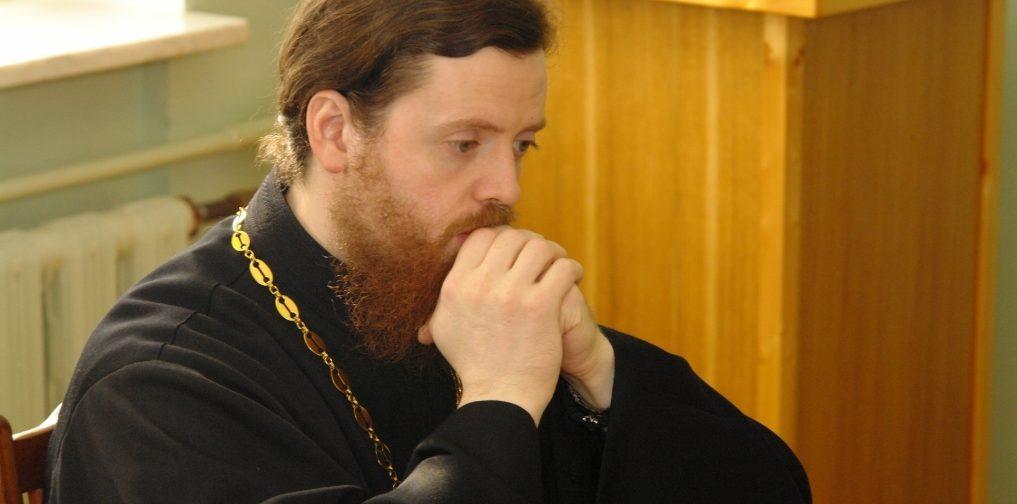 Игумен Нектарий (Морозов): «Революция» в Церкви — бунт против Христа