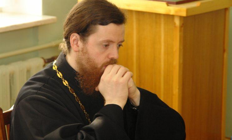 """Игумен Нектарий (Морозов): """"Революция"""" в Церкви - бунт против Христа"""