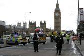 В центре Лондона произошел теракт, есть жертвы