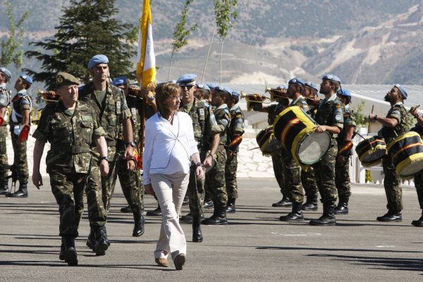 Министр обороны Испании Карме Чакон. Фото: defensa.gob.es