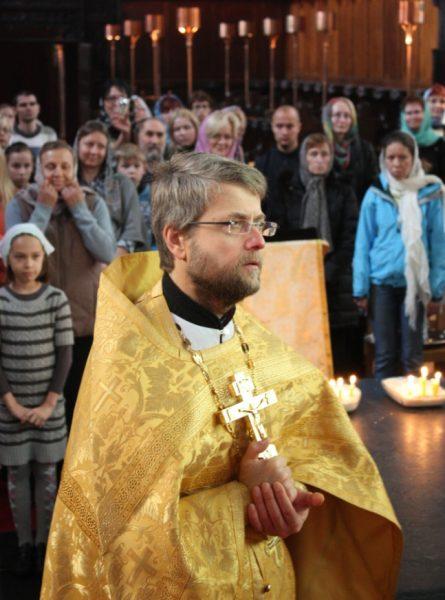 Протоиерей Георгий Завершинский. Фото: patriarchia.ru