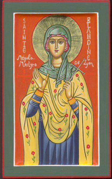 Св. Бландина