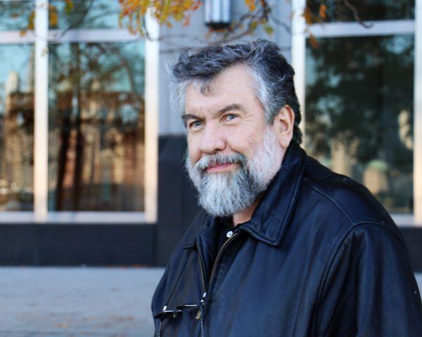 Алексей Шиповальников. Фото Полины Боровиковой