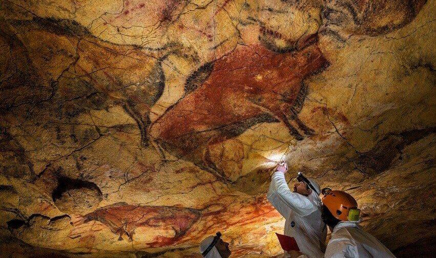 Увидеть в доисторических бизонах «заговор попов»