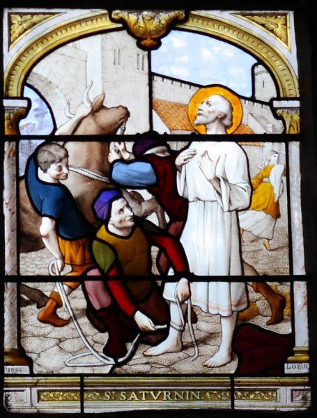 Священномученик Сатурнин