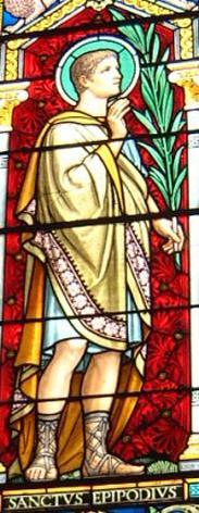 Св. Епидодий