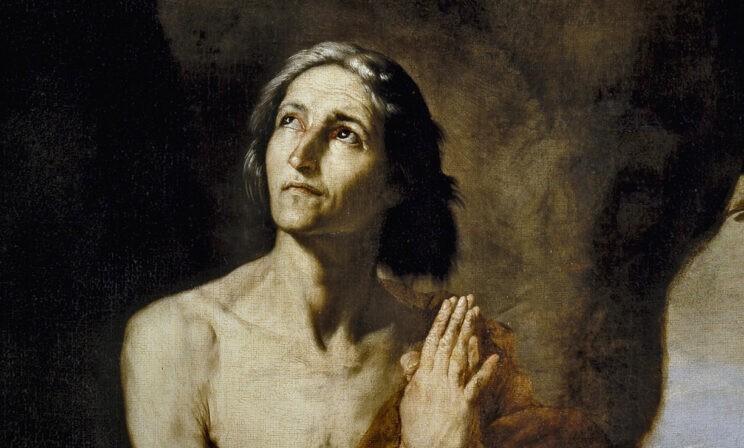 Мария Египетская. Как у многолетней распутницы проснулся стыд?