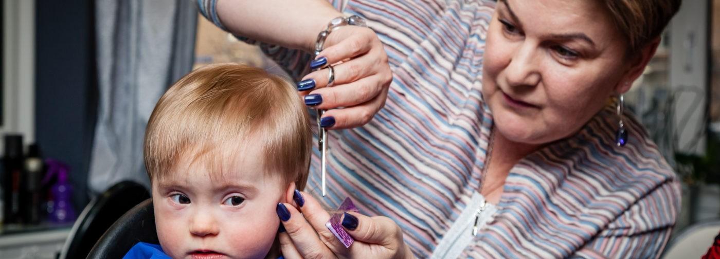 Мама ребенка с синдромом Дауна: «Не стесняйтесь своих детей!»