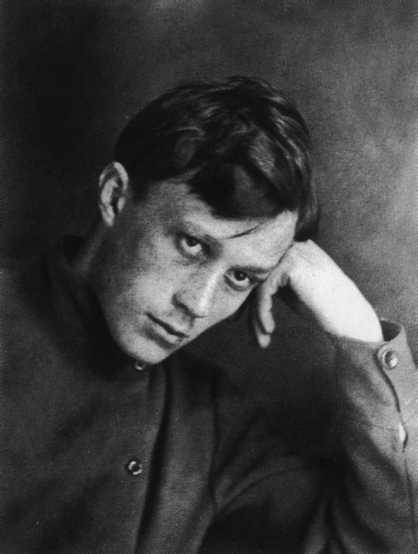 Сергей Фудель. Москва. Начало 1920–х гг.