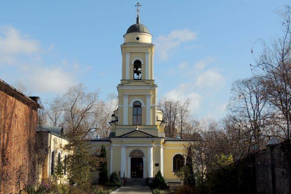 Храм на Миусском кладбище передан Церкви