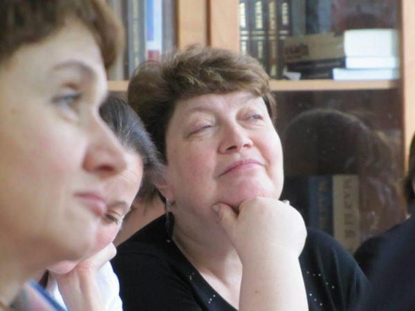 Марина Моисеевна Бельфер