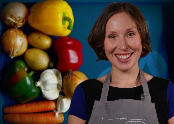 Постная еда с Анной Людковской: Лучшее