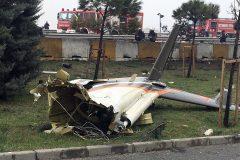 Четверо россиян погибли при крушении вертолета в Стамбуле