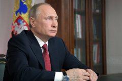 Владимир Путин прокомментировал взрывы в петербургском метро
