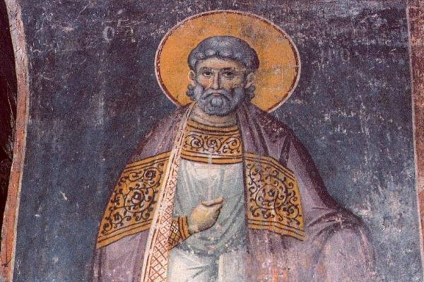 Церковь чтит память святых мучеников Амфиана и Едесия