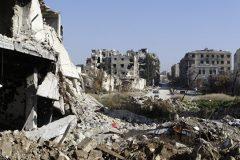 70 человек погибли при взрыве у автобуса с мирными жителями в Сирии