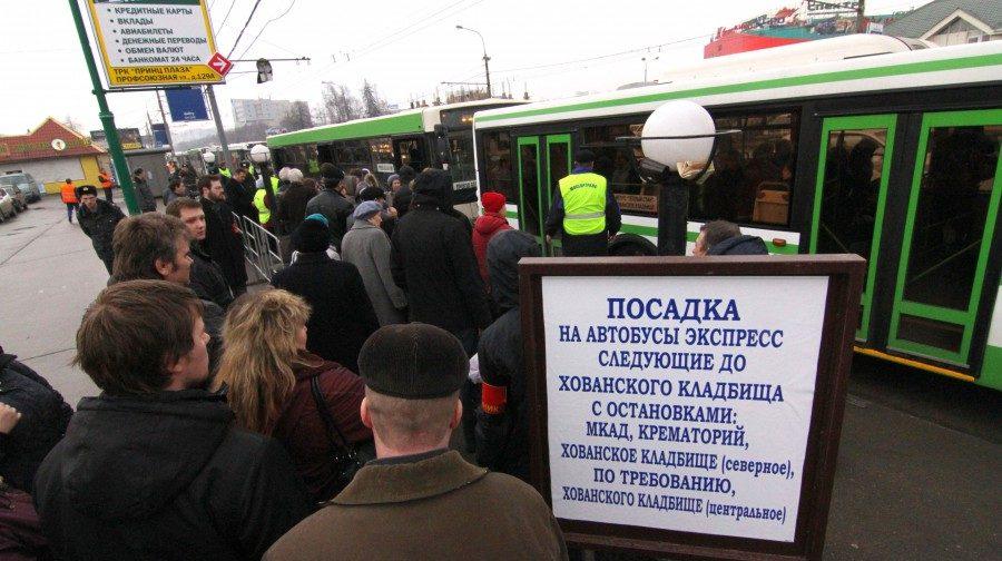 Пасха в СССР как грустный кладбищенский день