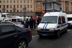 При взрыве в метро Петербурга 10 человек погибли, 50 пострадали – Смольный