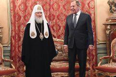 Патриарх Кирилл: Церковь сделает все для освобождения пленных на Донбассе