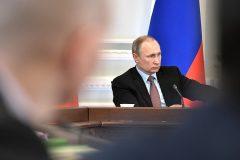 Путин сравнил микрофинансовые организации со старухой-процентщицей