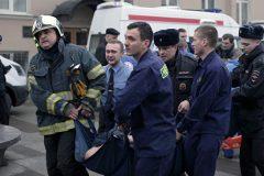 НАК уточнил число погибших и пострадавших в метро Петербурга
