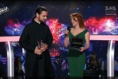 Священник победил в украинской версии шоу «Голос» (видео)