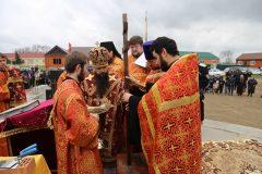 В Чечне заложен храм в честь святой великомученицы Варвары