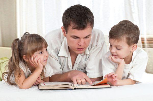 Россияне считают, что мужчины могут воспитывать детей не хуже женщин (опрос)