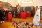 В Сербии восстановили сгоревшую русскую церковь