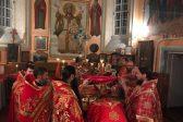 Ночная литургия проведена в годовщину аварии на ЧАЭС в Чернобыле