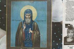 Редкую икону карельского святого нашли на чердаке в Финляндии