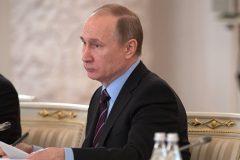 Владимир Путин: число несовершеннолетних наркоманов выросло на 60%