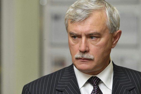 Губернатор Петербурга: нужен единый знак памяти жертвам терактов