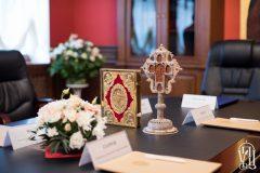 Журналы заседания Священного Синода Украинской Православной Церкви от 4 апреля 2017 года