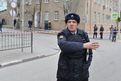 СК начал проверку взрыва возле школы в Ростове-на-Дону (видео)