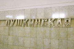 Кинолог спас мужчину, упавшего на пути в московском метро
